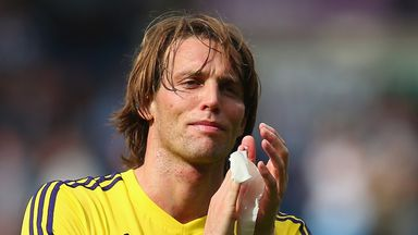 Michu: Moved to Napoli on loan