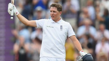Gary Ballance: England batsman in the runs against India