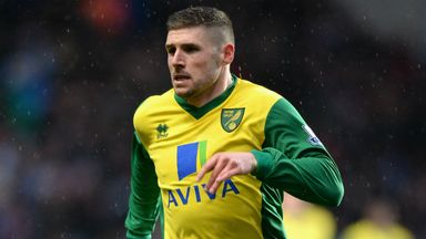 Gary Hooper: Earned a point for Norwich