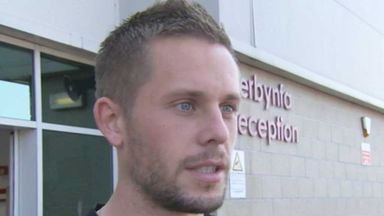 Gylfi Sigurdsson is delighted to be back at Swansea