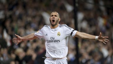 Karim Benzema: Has extended Real Madrid contract