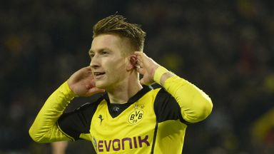 Marco Reus: Linked with top clubs