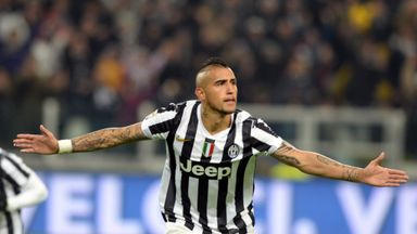 Arturo Vidal: Staying calm over his future
