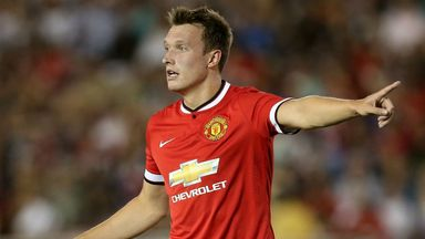 Phil Jones: Facing a month on the sidelines
