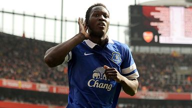 Romelu Lukaku: Happy to have moved