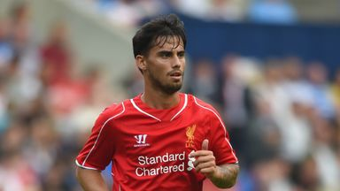Suso: Will be heading to Italy in the summer