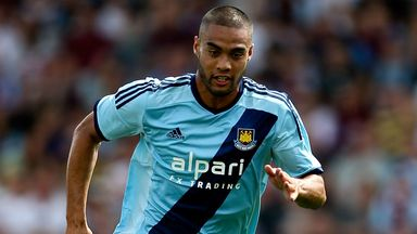 Winston Reid: Out of contract at West Ham in the summer