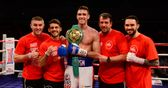 Ringside: Callum Smith set to be next family star