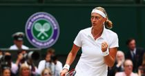 Second title sweet for Kvitova