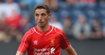Joe Allen says the Liverpool players are fully behind Brendan Rodgers