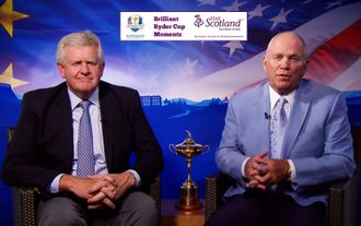 Brilliant Ryder Cup Moments