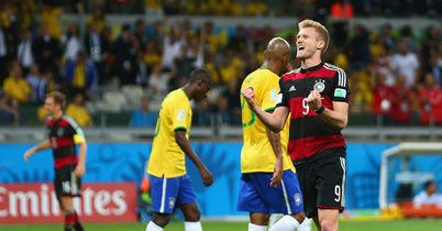 Andre Schurrle: Helped kill of Brazil as sub for Germany