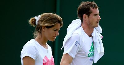 Murray set to retain Mauresmo