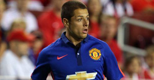 Javier Hernandez: Manchester United striker heading to Real Madrid