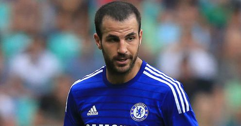 Cesc Fabregas: Will look to improve record at Stamford Bridge