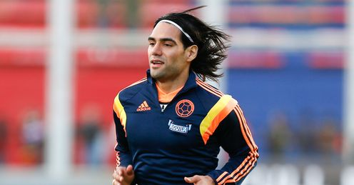 Radamel Falcao: On the move?