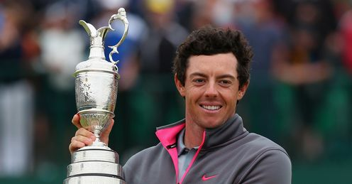 McIlroy completes Open triumph