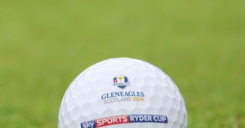 Sky launches Ryder Cup channel