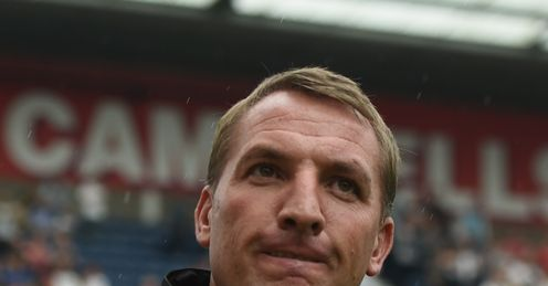 Brendan Rodgers: Believes Liverpool remain strong without Luis Suarez