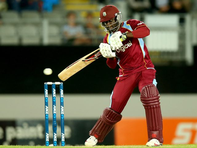 Andre Fletcher: Hit a second successive half-century