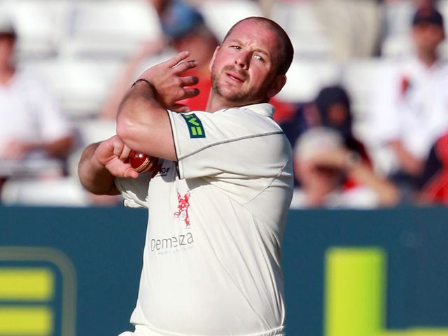 Darren Stevens: Bowled Kent to victory at Guildford