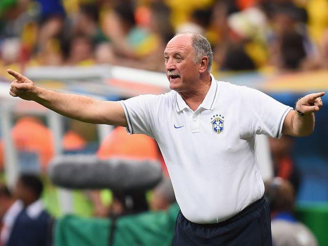 Luiz Felipe Scolari: Tough World Cup with Brazil
