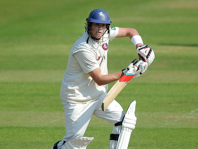 Sam Northeast: Led Kent to victory