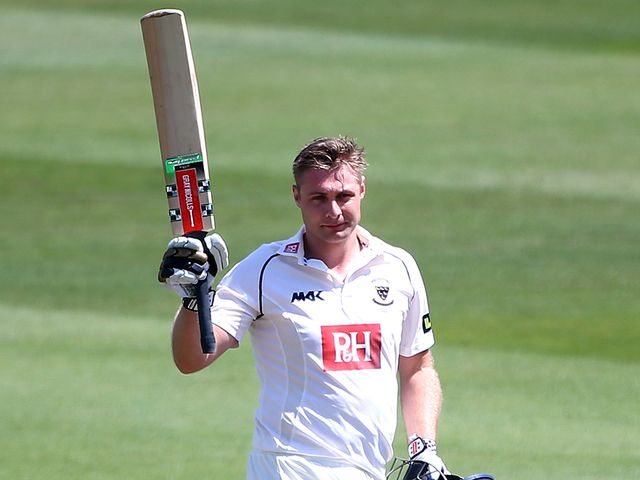 Luke Wright was unable to prevent a Yorkshire victory