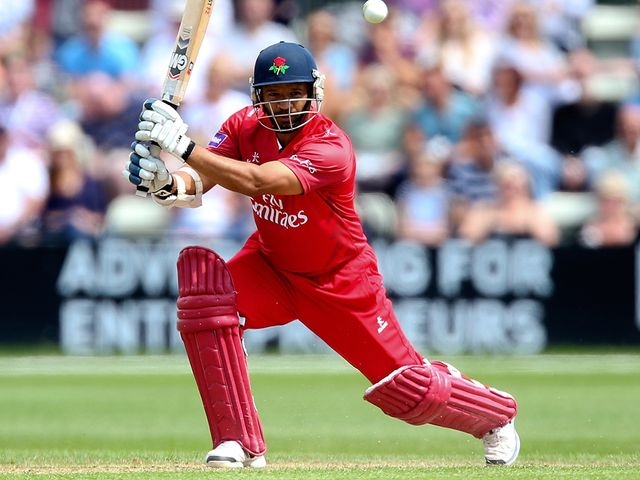 Ashwell Prince: One of four players to make a half-century for Lancashire
