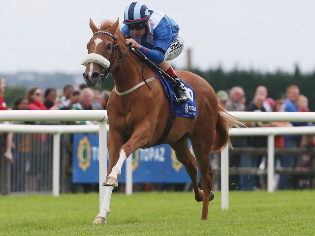 Tarfasha: Aims to go one better than at Epsom