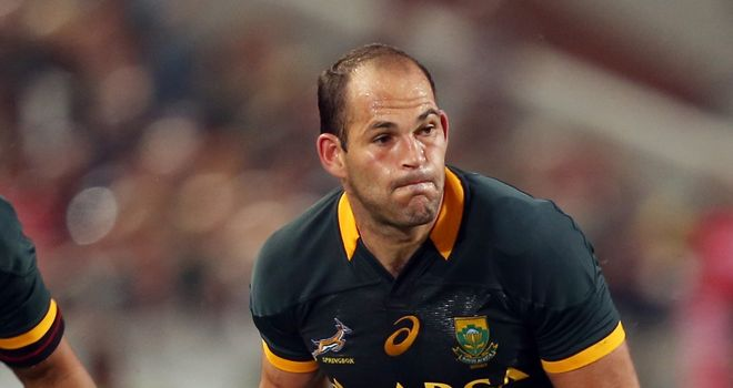 Fourie du Preez: At least three months on sidelines