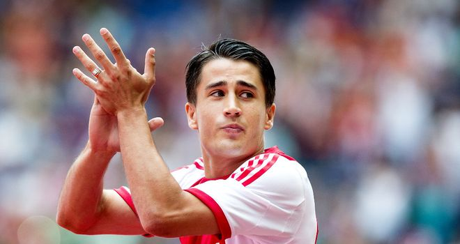 Bojan Krkic: Considered to be quite a coup for Stoke