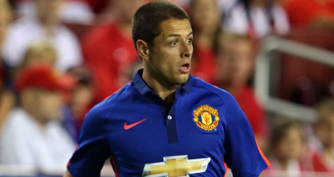 Javier Hernandez: Not an Atletico target, says Cerezo