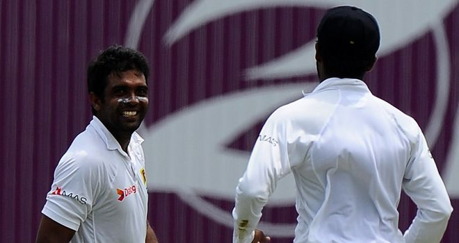 Dilruwan Perera: Took 5-69 to help Sri Lanka dismiss South Africa