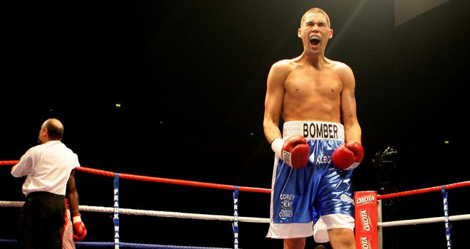 Tony Bellew: Second fight at cruiserweight