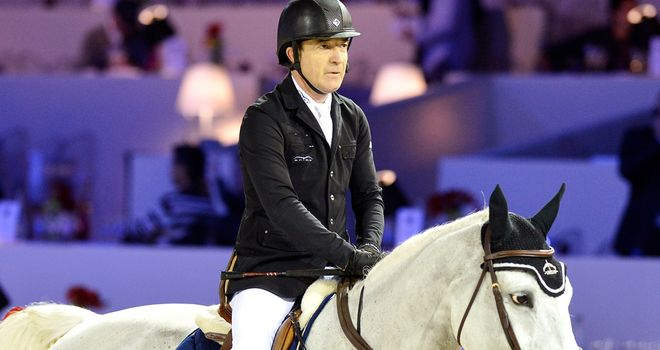 Michael Whitaker: Rider rules himself out of the World Equestrian Games