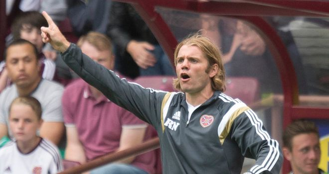 Robbie Neilson: Hearts coach waiting on injury news