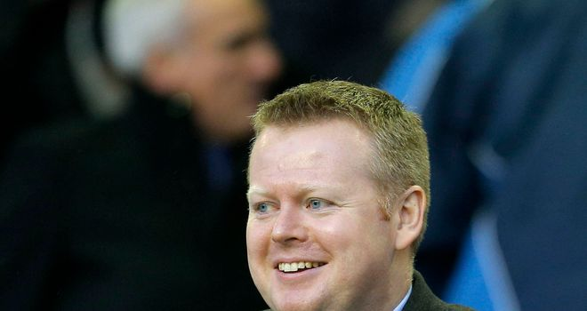 Paul Faulkner: Former Aston Villa chief executive
