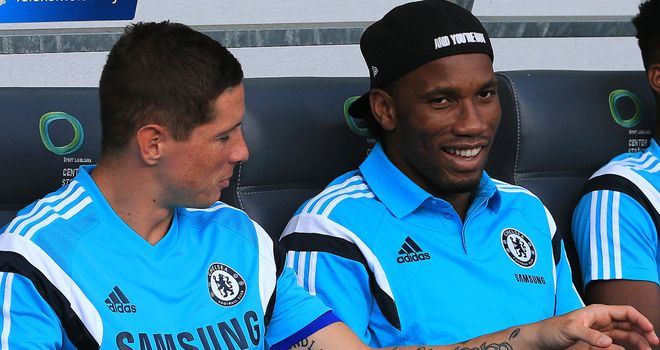 Didier Drogba: Delighted to return to Chelsea