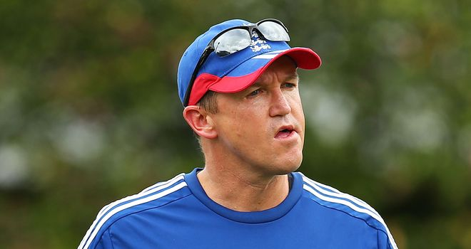 Andy Flower: Lions role for ex-England coach