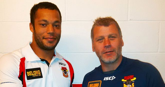 Danny Williams: Hoping to continue plying his trade under James Lowes at Braford Bulls