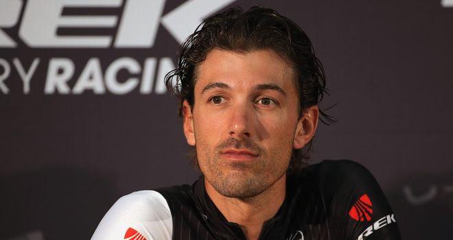 Fabian Cancellara will no take a short break from racing
