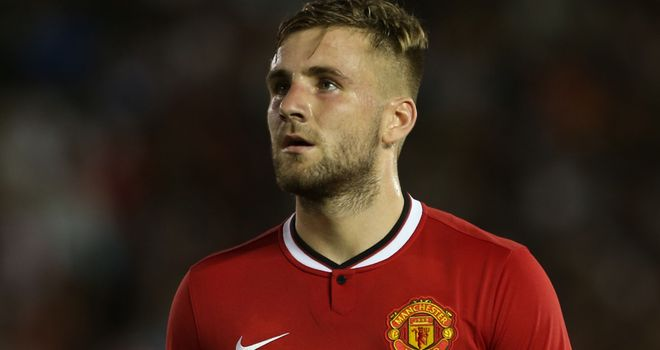 Luke Shaw: Has been made aware that he needs to work on his fitness