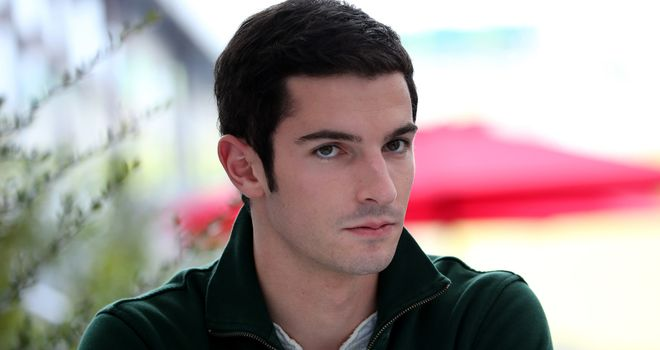 Alexander Rossi: Parted ways with Caterham