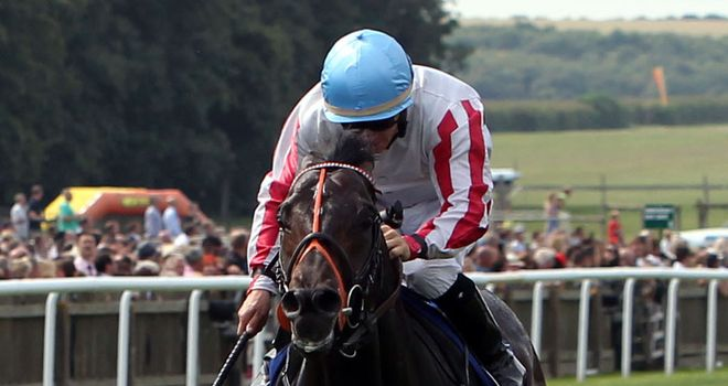 Slade Power winning the July Cup