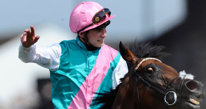 Kingman was a brilliant winner of the Marois