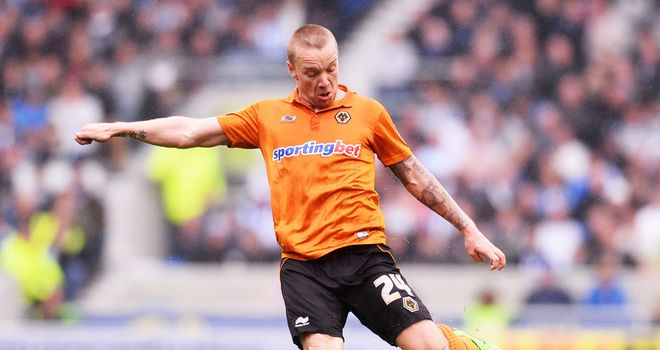 Jamie O'Hara: Sad to have left Wolves