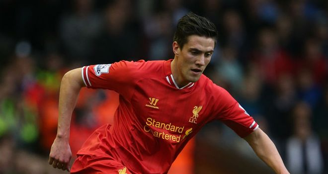 Martin Kelly: In need of game time at Liverpool