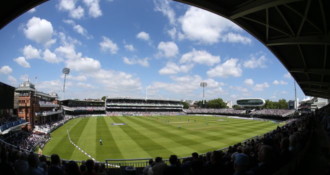 Lord's will host the Royal London One Day Cup final on Sept 20