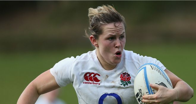 Marlie Packer: Flanker will get her first WRWC start in the pack